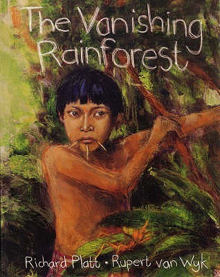 Image result for the vanishing rainforest