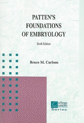 Pattens Foundations Of Embryology Pdf