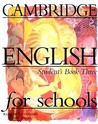 Cambridge English for Schools, Three