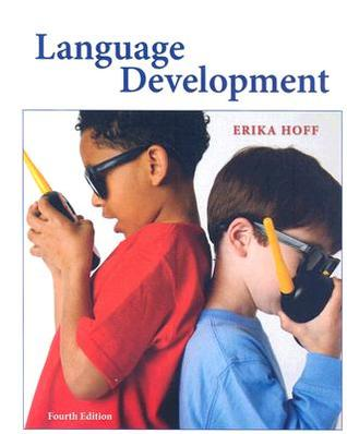 research methods in child language hoff erika