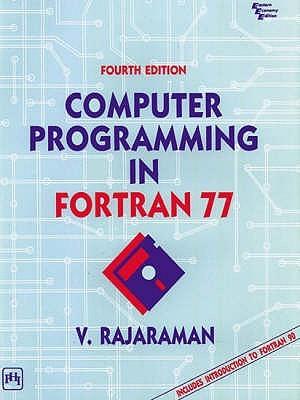 Computer Programming In Fortran 77