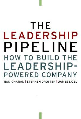 The Leadership Pipeline: How to Build the Leadership-Powered Company