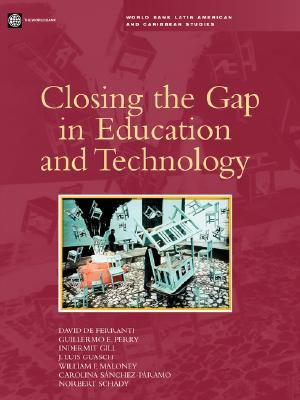Closing the Gap in Education and Technology