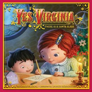 yes virginia there is a santa claus letter yes virginia there is a santa claus by chris plehal 3511