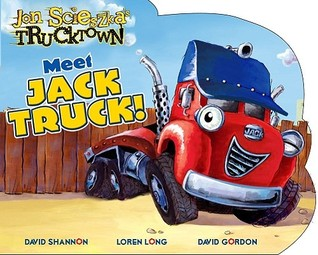 Meet Jack Truck! by Hunter McKown