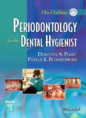 Periodontology for the Dental Hygienist [With CD-ROM]