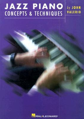 Jazz piano concepts techniques by john valerio 1039543 fandeluxe Images