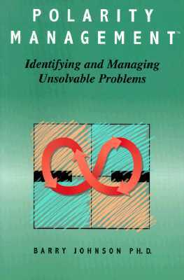 Polarity Management by Barry Johnson