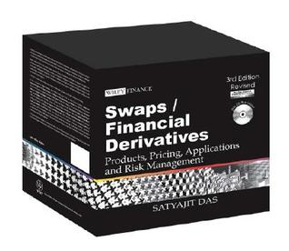 The Swaps and Financial Derivatives Library: Products, Pricing, Applications and Risk Management, Box Set