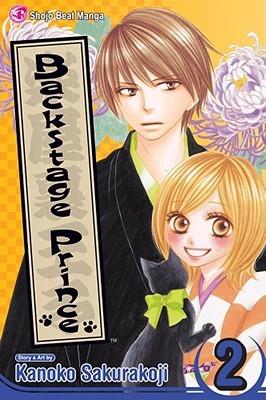 Backstage Prince, Vol. 2 by Kanoko Sakurakouji