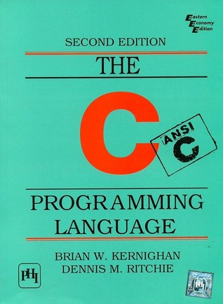 The c programming language by brian w kernighan fandeluxe Image collections