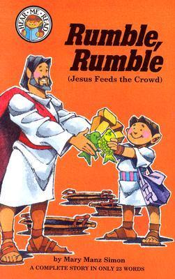 Rumble, Rumble: Mark 6:33-44: Jesus Feeds the Crowd