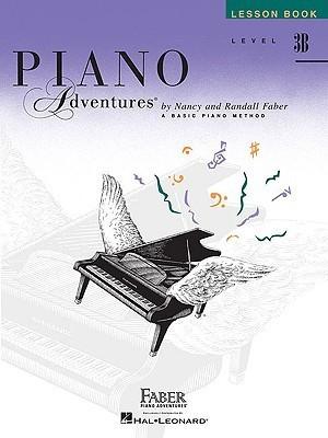 Piano Adventures Lesson Book, Level 3B