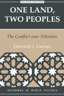 One land, two peoples by Deborah J. Gerner