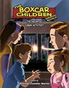 The Haunted Cabin Mystery (The Boxcar Children Graphic Novels, #9)