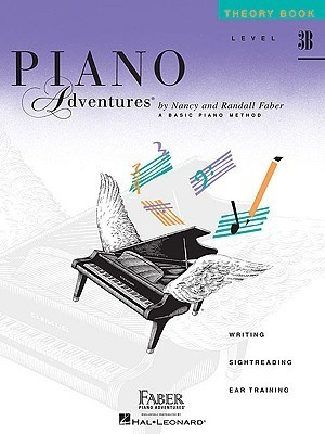 Piano Adventures Theory Book, Level 3B