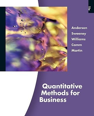 Quantitative Methods for Business [with Printed Access Card]