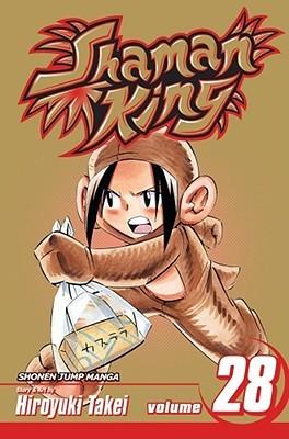 Shaman King, Vol. 28 by Hiroyuki Takei
