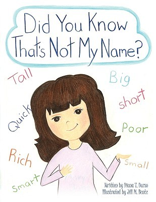 Did You Know That's Not My Name?