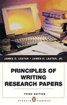 Principles of Writing Research Papers