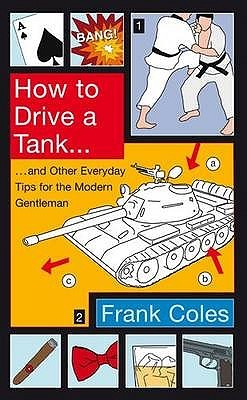 how to drive a tank book