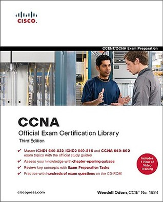 CCNA Official Exam Certification Library by Wendell Odom