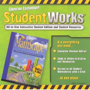 Mathscape: Seeing and Thinking Mathematically, Course 2, Studentworks