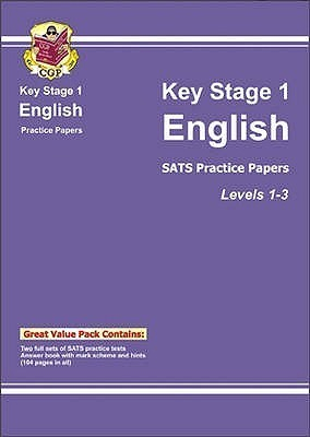 English: Key Stage 1: SATS Practice Papers: Levels 1-3