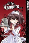 Chibi Vampire Bites Official Fan Book SC by Yuna Kagesaki
