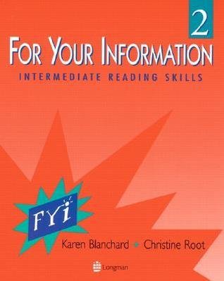 For Your Information 2 with Longman Dictionary of American English CD-ROM