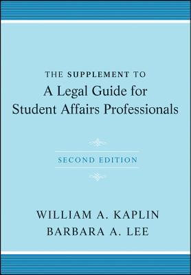 the-supplement-to-a-legal-guide-for-student-affairs-professionals