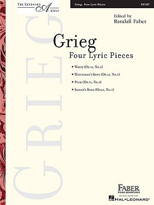 Four Lyric Pieces: The Keyboard Artist