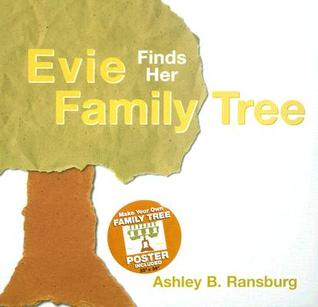 evie finds her family tree with make your own family tree poster