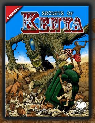 Secrets of Kenya (Call of Cthulhu RPG)