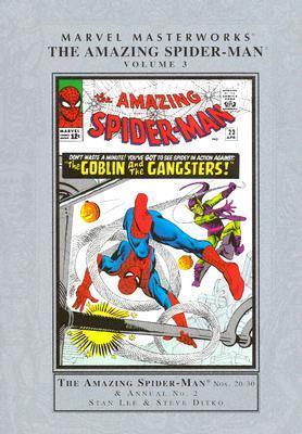 Marvel Masterworks: The Amazing Spider-Man, Vol. 3