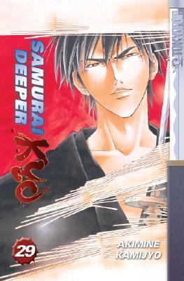 Samurai Deeper Kyo, Volume 29 by Akimine Kamijyo