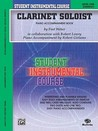 Student Instrumental Course Clarinet Soloist: Level I (Piano Acc.)