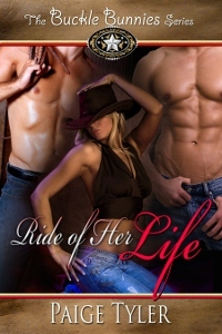 Ride of Her Life(The Buckle Bunnies 1)