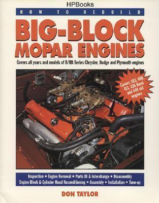 Big-Block Mopar Engines
