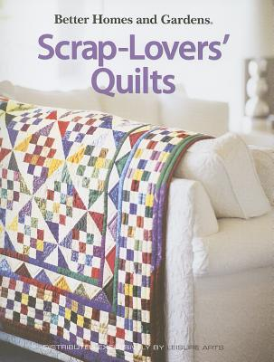 Scrap Lovers' Quilts (Leisure Arts #4147)