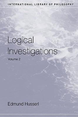 Logical Investigations, Vol 2