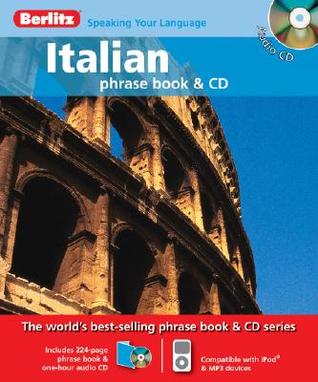 Berlitz Italian Phrase Book & CD