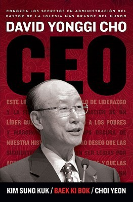 David Yonggi Cho CEO