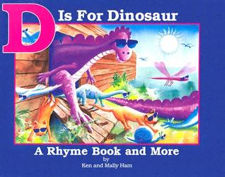 D is for Dinosaur(Creationist Alphabet D) (ePUB)