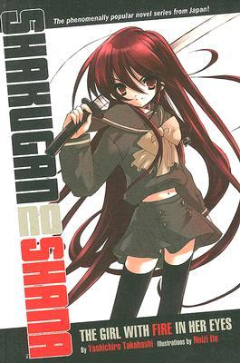 Shakugan no Shana: The Girl With Fire in Her Eyes