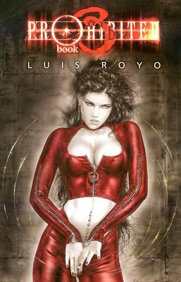 Prohibited Book by Luis Royo