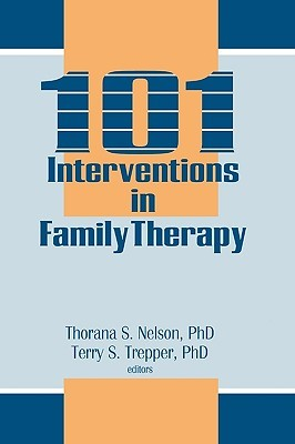 101 Interventions in Family Therapy PDF DJVU 978-1560241935