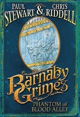 Phantom of Blood Alley (Barnaby Grimes, # 4)