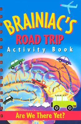 Brainiac's Road Trip: Activity Book
