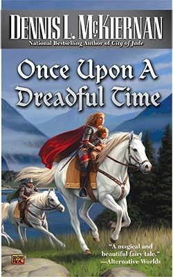 book cover: Once Upon a Dreadful Time